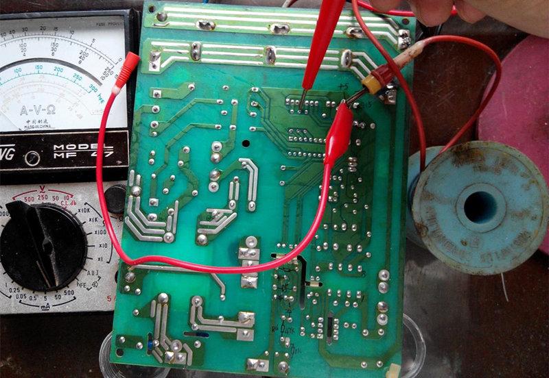 海信变频空调kfr26g/11bp电控板原理与维修